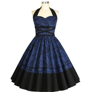 50% off CS Dresses & Skirts - Plus Size Swing Style Pin Up ...